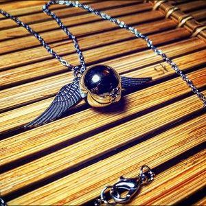 Harry Potter themed necklace